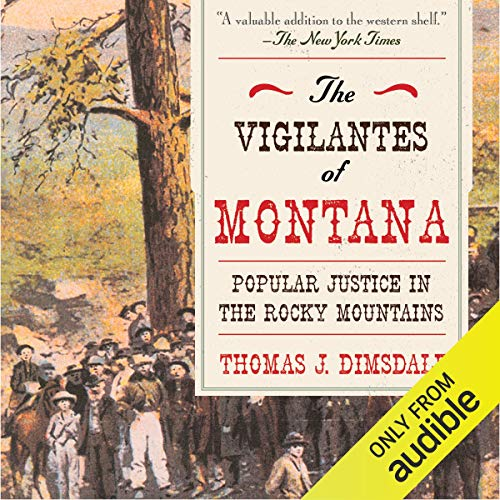 The Vigilantes of Montana cover art