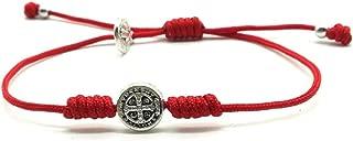 red catholic bracelets