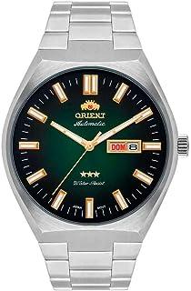 Relógio Orient Masculino Ref: 469ss086 E1sx Automático Prateado