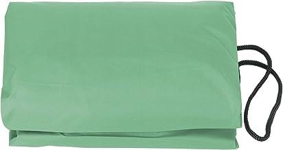 Voluxe Suministros para Piscinas, Accesorios para Piscinas Cubierta Cuadrada Resistente al desgarro para Caja de Arena Cubierta para Piscina, para Piscinas de Arena(Green, 120 * 120 * 20cm)