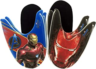 Marvel Officially Licensed Interchangeable Mix-N-Match Zlipperz Slippers