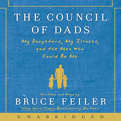 The Council of Dads audiobook cover art