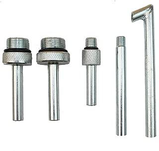 5Pcs/Lot Transmission Fluid Oil Filling Filler Adapter ATF DSG CVT 09G 01J 722.9 for VW Audi Benz