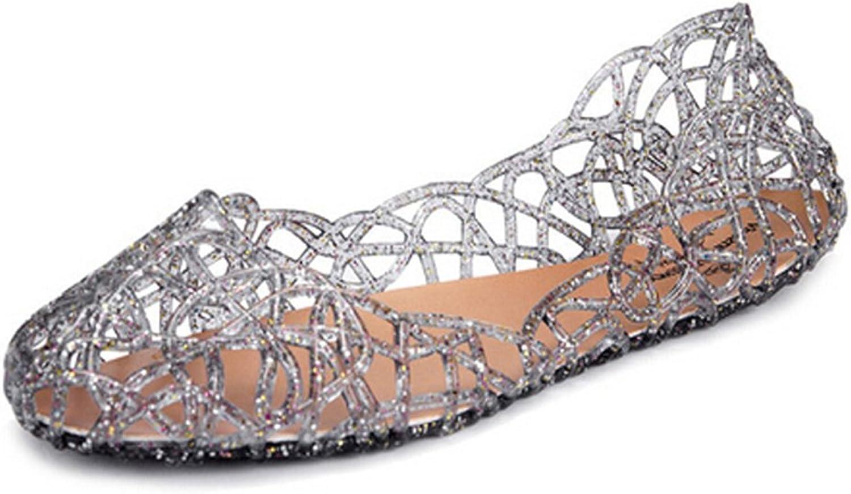 Casual Sandals Summer Women shoes Mesh Flats Sandal Fashion Women's Sandals,6.5