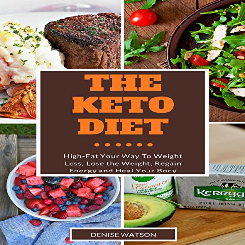 The Keto Diet audiobook cover art