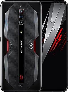 "Nubia RedMagic 6 (12+128GB) グローバル版 SIMフリー / 5G / Dual SIM/ゲーミングスマホ/日本語対応 / 6.8"" AMOLED, リフレッシュレート165Hz / 5050 mAh (Eclipse..."