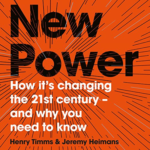 New Power cover art