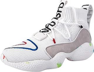 ZHIZHEN High Top Running Shoes Men Women Outdoor Sneakers Breathable