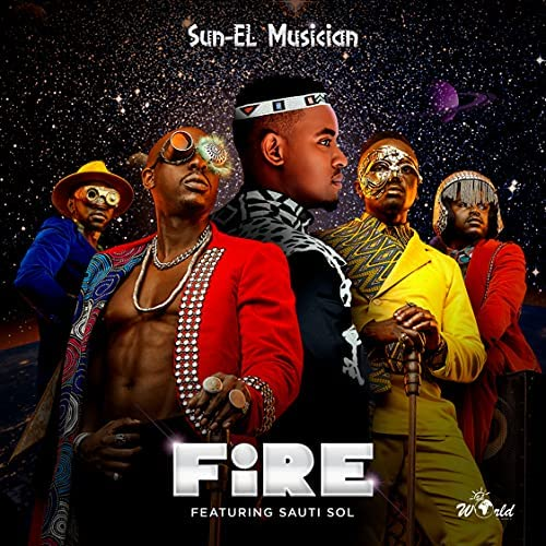 Sun-El Musician & Sauti Sol
