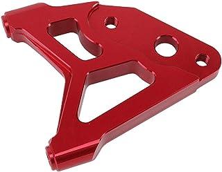 MSFDOG Motorfietsenrem Remklauw Beugel Ondersteuning Adapter Voor Schokdemper 200mm 220mm 82mm Motorfiets Onderdelen (Colo...