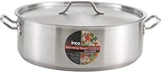 Best Winware Stainless Steel 20 Quart Brasier with Cover Review