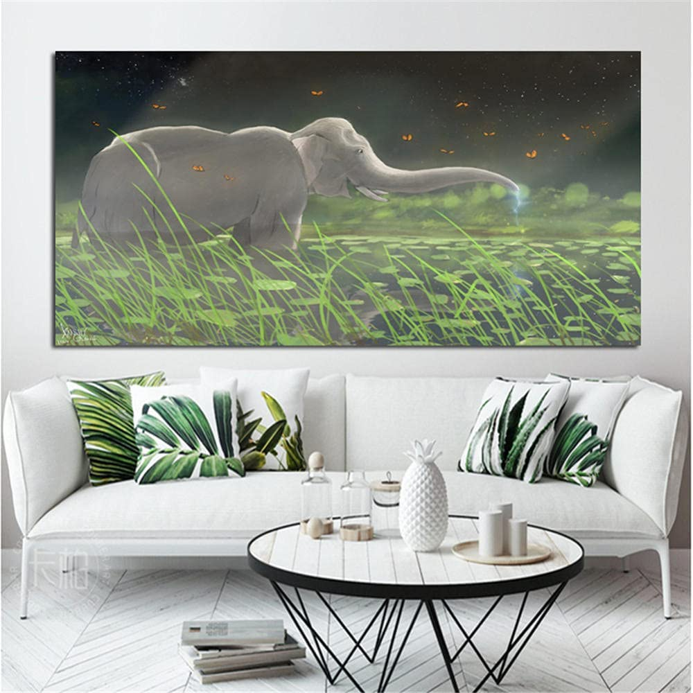 Diamond Art Elephants in Water 5d Don't miss the Max 78% OFF campaign Painting A Kit