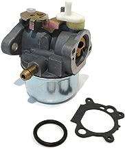 The ROP Shop New Carburetor Carb Briggs & Stratton 499059 497586 w/Gasket, Seal & Choke