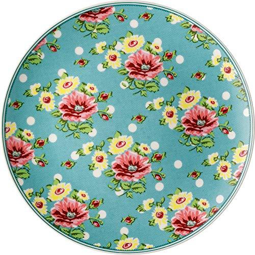 Hutschenreuther 02471-726036-10862 Springtime Flowers Teller, Porzellan