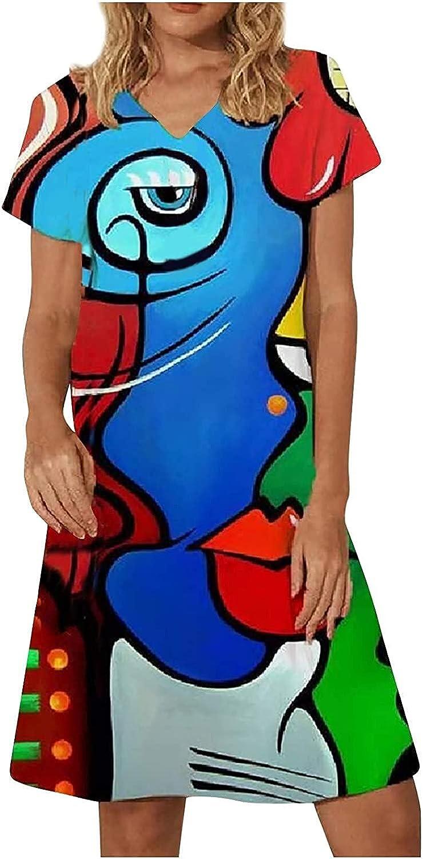 safety Women's Mini Dress Summer Dresses Women Dres for Womens Ranking TOP4