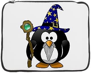 15 Inch Laptop Sleeve Little Round Penguin - Wizard