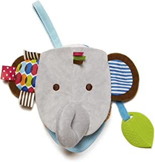 Skip Hop BB Puppet Books - Elephant
