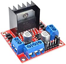 ACHICOO L298N DC Stepper Motor Driver Module Dual H Bridge Control Board for Ard/uino Electronic Hot Products
