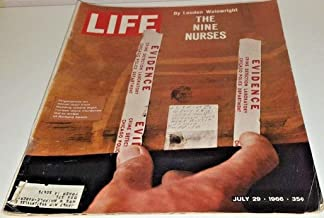 Life Magazine July 29, 1966 -- Cover: Richard Speck Murders
