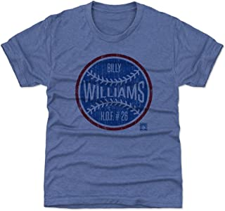 500 LEVEL Billy Williams Chicago Baseball Kids Shirt - Billy Williams Ball