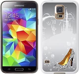 [Breeze-正規品] iPhone ・ スマホケース ポリカーボネイト [WHITE] ギャラクシー カバー GALAXY S5[SC-04F][SCL23]