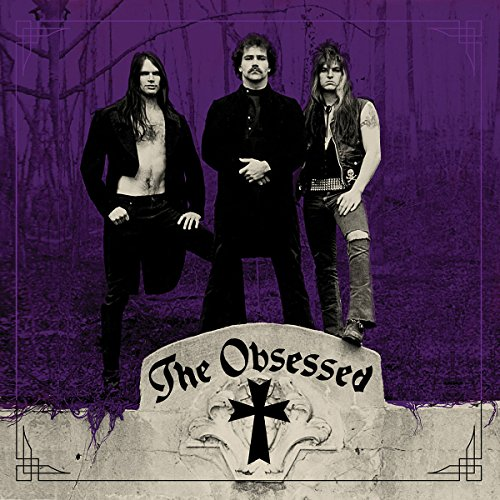 The Obsessed (Black Vinyl) [Vinilo]