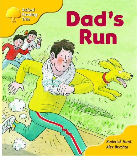 Oxford Reading Tree: Stage 5: More Stories: Dad's Runの詳細を見る