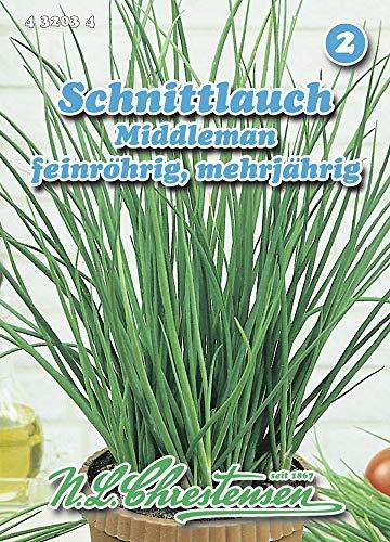 N.L. Chrestensen 432034 Schnittlauch Middleman (Schnittlauchsamen)