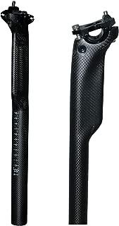 Fly Goose 31.6 Seatpost Carbon Fiber Bike Seatpost Road Bike Seat Posts Mountain Bicycle Seatpost - 31.6 mm Diameter