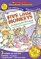 Five Little Monkeys [DVD] [Import]