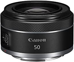 Canon RF50mm F1.8 STM for Canon Full Frame Mirrorless RF...