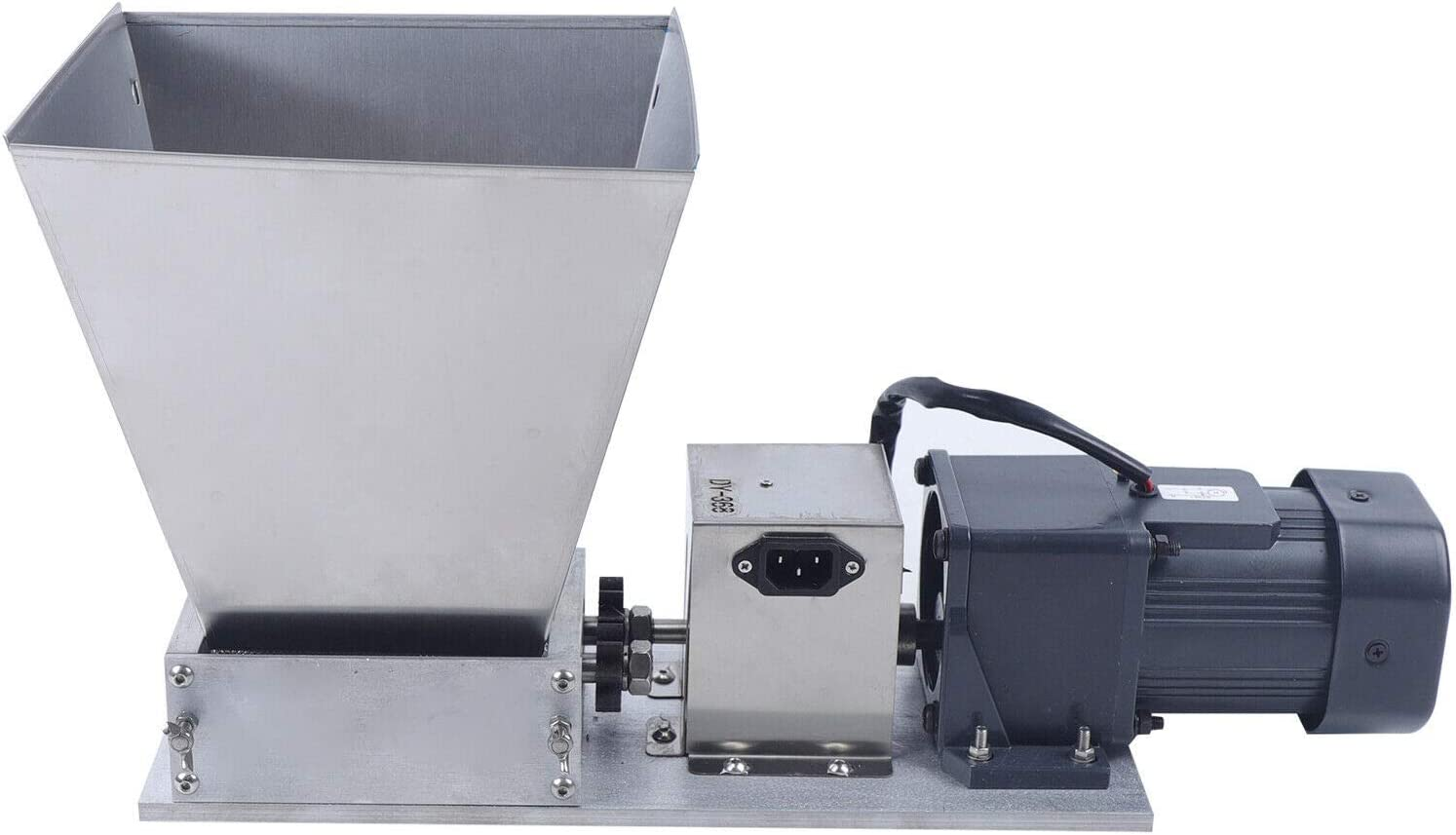 20kg h 60W Electric Max 51% OFF Grain Mill 4 years warranty Malt M Home Crusher Grinder