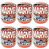 Marvel Chibi Snapz Blind Capsule - Lot of 6
