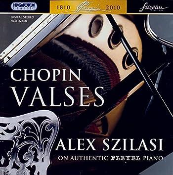 Chopin: Waltzes Nos. 1-19 / 3 Ecoissaises