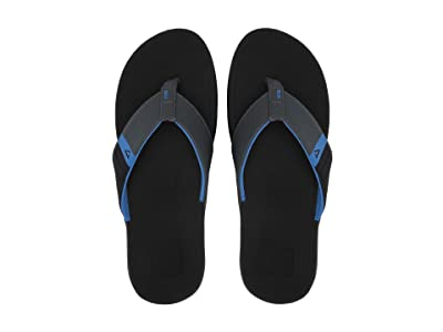 Reef Ortho-Bounce Sport (Black/Blue) Men