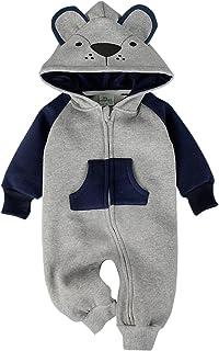 Bebone Baby Junge Mädchen Strampler Baumwolle Babykleidung