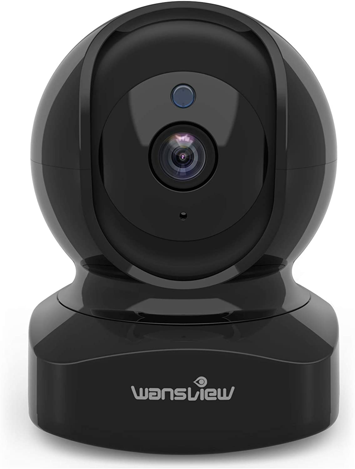 Home Indoor Camera for Baby/Pet/Nanny, Motion Detection, 2 Way Audio Night Vision