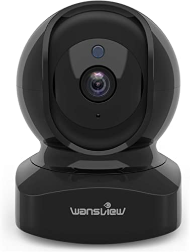 wansview Wireless Security Camera, IP Camera 1080P HD, WiFi Home Indoor Camera for Baby/Pet/Nanny, Motion Detection, ...