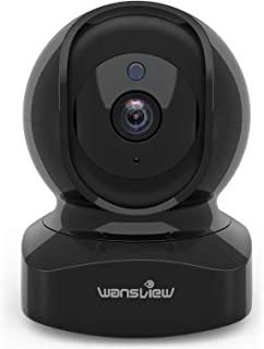 Wansview Wireless Security Camera, IP Camera 1080P HD, WiFi Home Indoor Camera for Baby/Pet/Nanny, Motion Detection, 2 Way...