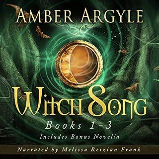 Witch Song, Books 1-3 + Bonus Novella audiobook cover art