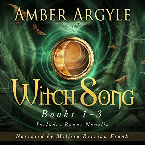 Witch Song, Books 1-3 + Bonus Novella audiobook cover art