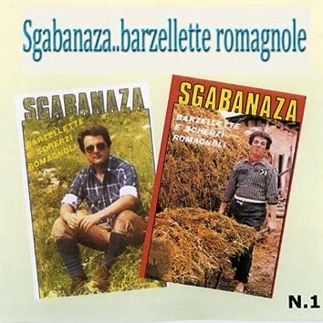 Sgabanaza: Barzellette romagnole, Vol. 1