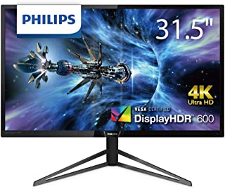 PHILIPS モニターディスプレイ 326M6VJRMB/11(31.5インチ/MVA/4K/DisplayHDR600/HDMI/DisplayPort/5年保証)