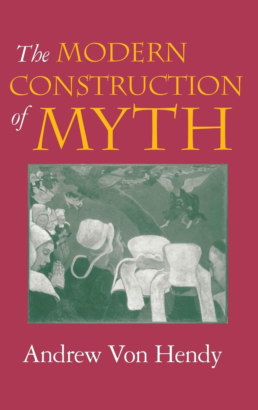 Image OfThe Modern Construction Of Myth