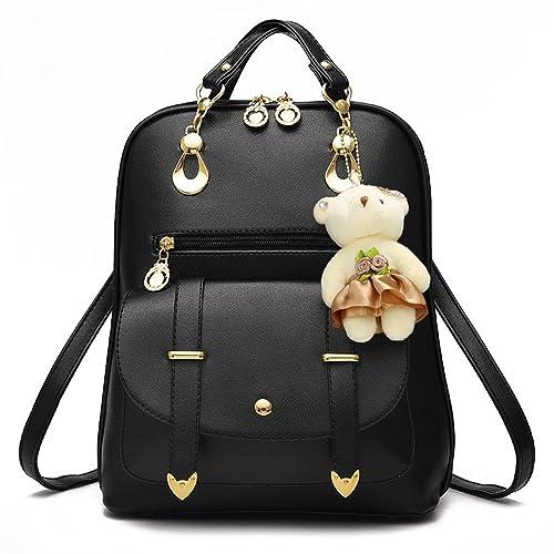 Leather School Bags: Amazon.co.uk