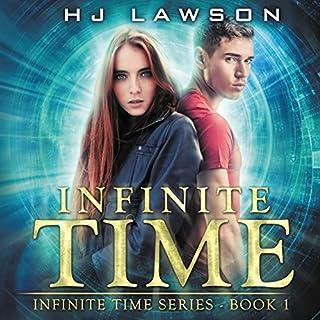 Infinite Time audiobook cover art