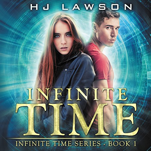 Infinite Time audiobook cover art