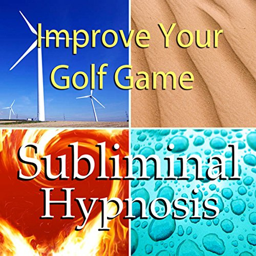 Improve Your Golf Game Subliminal Affirmations audiobook cover art