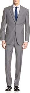Presidential Men's Suit Two Button 2 Piece Modern Classic Fit
