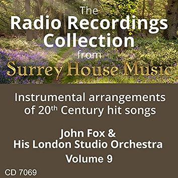 John Fox & His Orchestra, Vol. 9